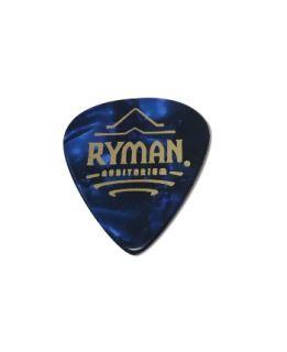 Ryman Guitar Pick