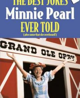 The Best Jokes Of Minnie Pearl Book