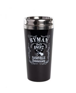 Ryman Whiskey Label Tumbler