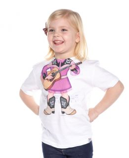 Country Singer Toddler Tee