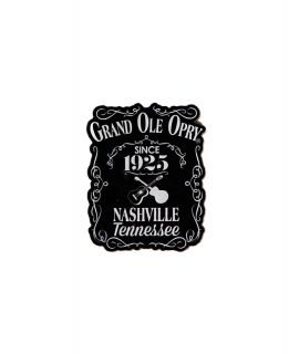 Opry Whiskey Label Magnet