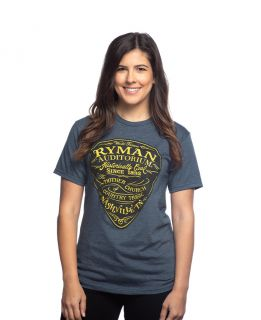 Ryman Guitar Pick Tee