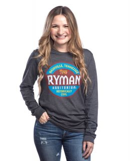 Ryman Modern Badge Long Sleeve Tee