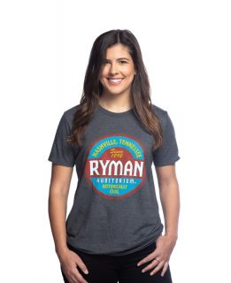 Ryman Modern Badge Short Sleeve Tee