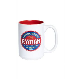 Ryman Modern Badge Coffee Mug