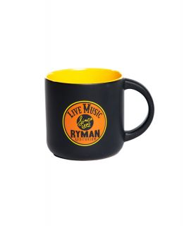 Ryman On The Record Coffee Mug