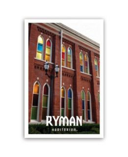 Ryman Windows Postcard