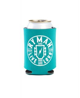 Ryman Teal Logo Can Cooler