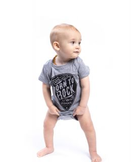 Ryman Born to Rock Onesie