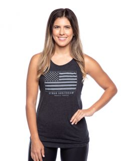 Ryman Women's Patriotic Flag Tank