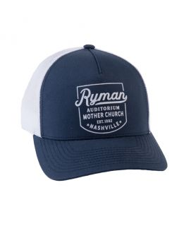 Ryman Shield Trucker Cap
