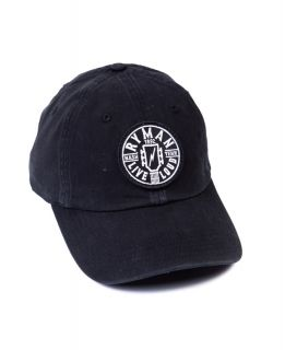 Ryman Live Loud Patch Hat