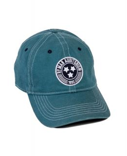 Ryman Blues Tri Star Dad Hat