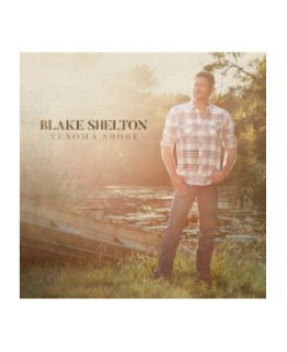 Blake Shelton - Texoma Shore CD