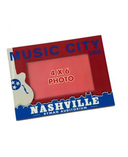 Ryman Music City Americana Frame