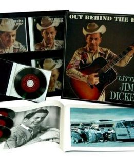 Jimmy Dickens - Out Behind the Barn CD