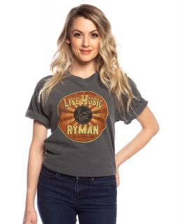 Ryman On The Record Tee