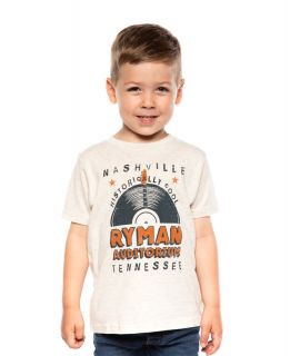 Ryman Toddler Retro Record Tee