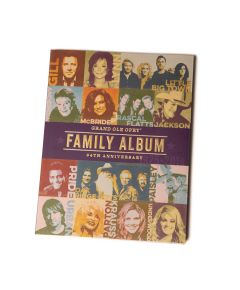 Opry Family Album Softcover