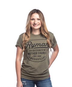 Ryman Unisex Mother Church Badge Tee