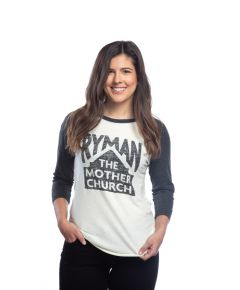 Ryman The Mother Church Raglan