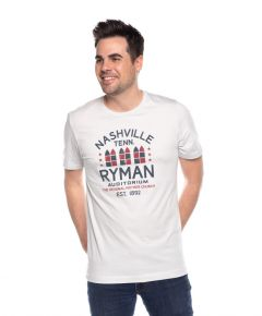 Ryman Unisex Americana Windows Tee