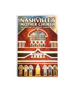 Nashville's Mother Church Paperback Book