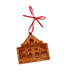 Ryman Mother Church Wooden Building Ornament